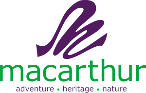 Macarthur Logo - no background